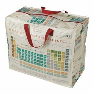 Veľká úložná taška Rex London Periodic Table