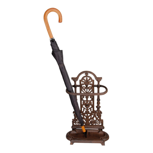 Liatinový stojan na dáždniky Esschert Design