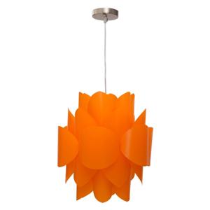 Oranžové závesné svietidlo Mauro Ferretti Wish