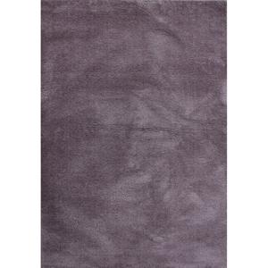 Fialový koberec Eco Rugs Ivor, 133×190 cm