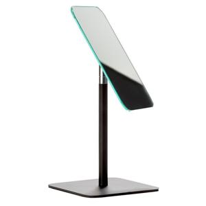Čierne stolové kozmetické zrkadlo Zone Pretty