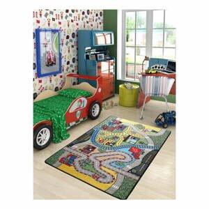 Detský koberec Race, 133 x 190 cm