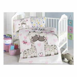 Detská prikrývka na posteľ Sweet, 95 x 145 cm