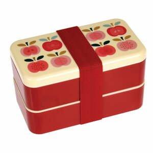 Škatuľka na jedlo s gumičkou Rex London Vintage Apple