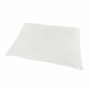 Biely vankúš z mikrovlákna so silikónovou výplňou, 70×50 cm