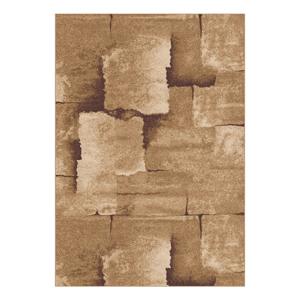 Béžový koberec Universal Boras Beuge II, 57×110 cm
