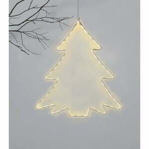 Závesná svietiaca LED dekorácia Star Trading Lumiwall Tree