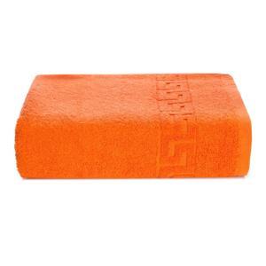 Oranžový bavlnený uterák Kate Louise Pauline, 30 x 50 cm