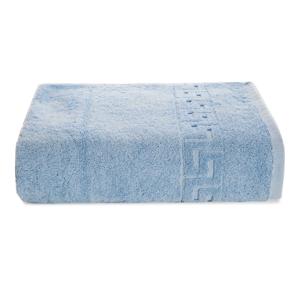 Svetlomodrý bavlnený uterák Kate Louise Pauline, 30 x 50 cm