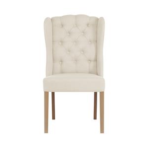 Krémová stolička Jalouse Maison Hailey