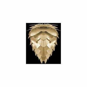 Tienidlo v zlatej farbe VITA Copenhagen Conia, ⌀40 cm