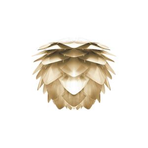 Tienidlo v zlatej farbe VITA Copenhagen Silvia, ⌀50 cm