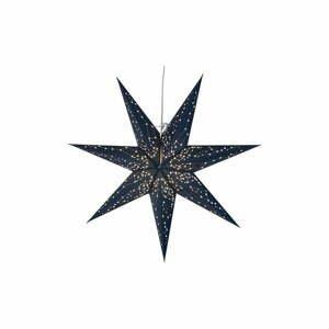 Modrá svietiaca hviezda Star Trading Paperstar Galaxy, 60cm