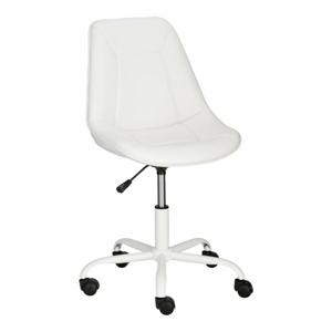 Kancelárska stolička v bielej farbe Støraa Carl