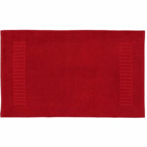 Červený uterák Witta, 60 × 100 cm