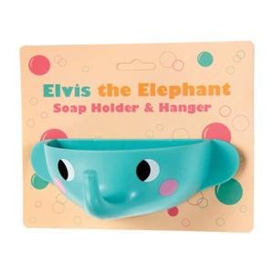Miska na mydlo s prísavkami Rex London Elvis the Elephant