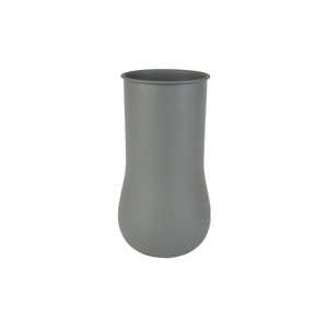 Sivá váza Zuiver Blob