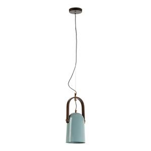 Svetlomodré stropné svietidlo La Forma Zanee