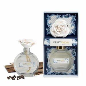 Difuzér s vôňou ruže a agarového dreva HF Living, 190 ml
