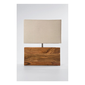 Stolová lampa Kare Design Wood