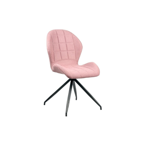 Ružová stolička LABEL51 Ferm