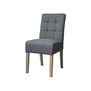 Sivá jedálenská stolička LABEL51 Sem
