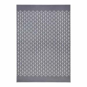 Sivý koberec Zala Living Dulo, 70×140cm