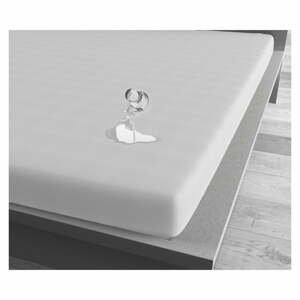 Biela vodoodolná plachta Sleeptime, 140×200 cm