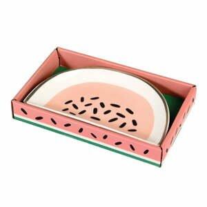 Ozdobný porcelánový tanierik Rex London Watermelon
