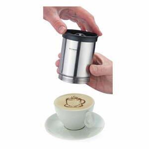 Zdobenie na kávu Castor