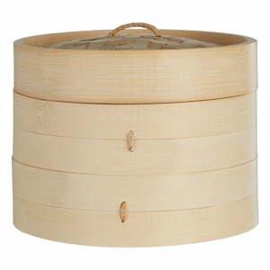 Kuchynský naparovač z bambusu Premier Housewares, ⌀ 20 cm