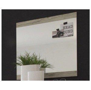 Nástenné zrkadlo Cancan, dub san remo%