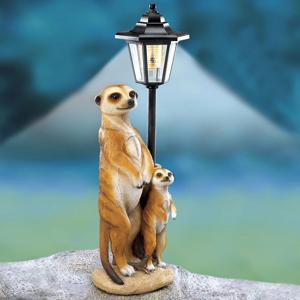Solárna lampa Surikaty