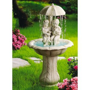 Záhradná fontána Romantika