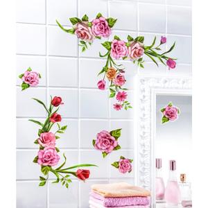 Nálepky na stenu Ruže