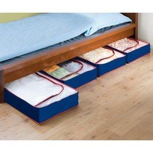 Úložný box, 4 kusy