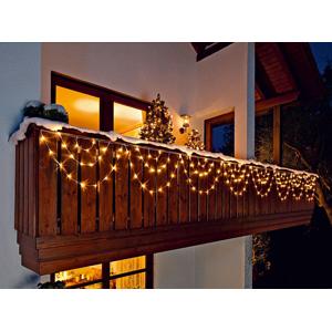 LED svetelný reťaz Oblúky, 5 m