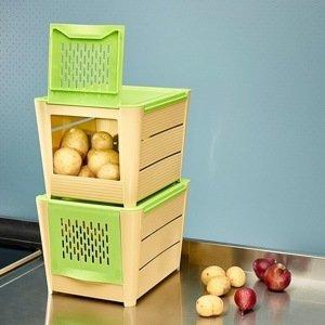 Úložný box na zemiaky a zeleninu