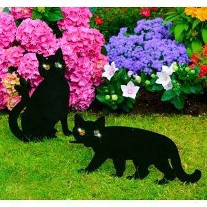 Plašič vtákov Mačka, 2 ks