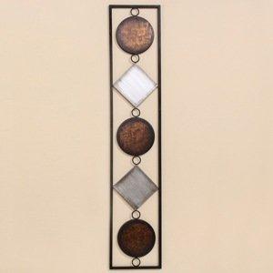 Nástenná dekorácia Waka, 104 cm