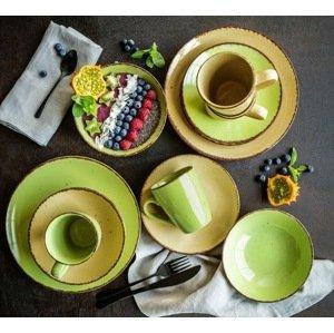 Kávový a jedálenský servis Puro, 16 dielna sada