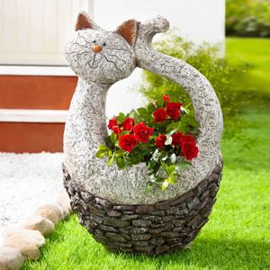 Kvetináč mačička Lilly