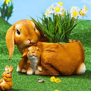 Kvetináče Zajačie mama
