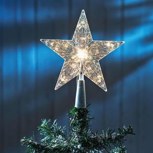 LED Hviezda na stromček