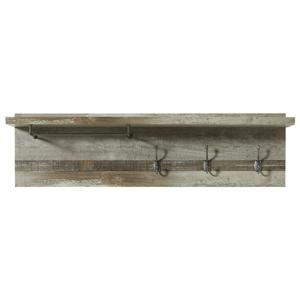 Sconto Predsieňový panel BONANZA driftwood