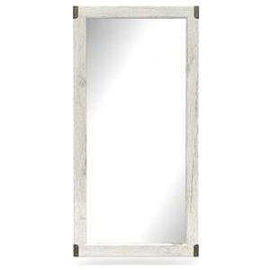 Sconto Zrkadlo INDIANA biela
