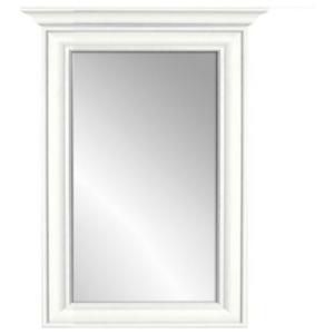Sconto Zrkadlo KORDULA biela