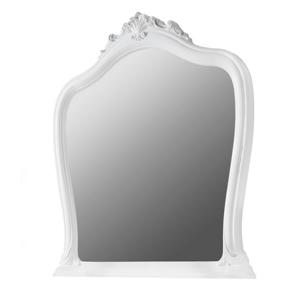 Sconto Zrkadlo PAYTON biela/strieborná