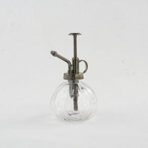 Sklenený rozprašovač transparentný, 15 cm