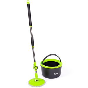 4home Rapid Clean Compact Spin mop